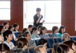 遠賀中央幼稚園45周年記念講演会10